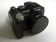 Canon PowerShot S3 IS の本体