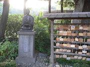 松陰先生の像