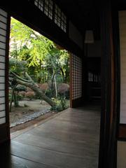 屋敷の室内(2)