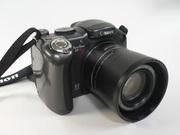 S3 IS 本体 + レンズアダプター
