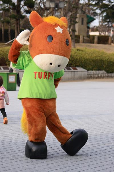 ターフィー君(2)