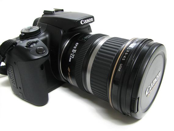 EF-S 10-22mm F3.5-4.5 USM