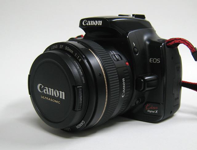 EF50mm F1.4 USM(2)