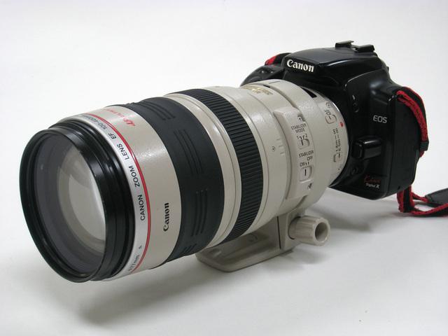 マイカメラに装着