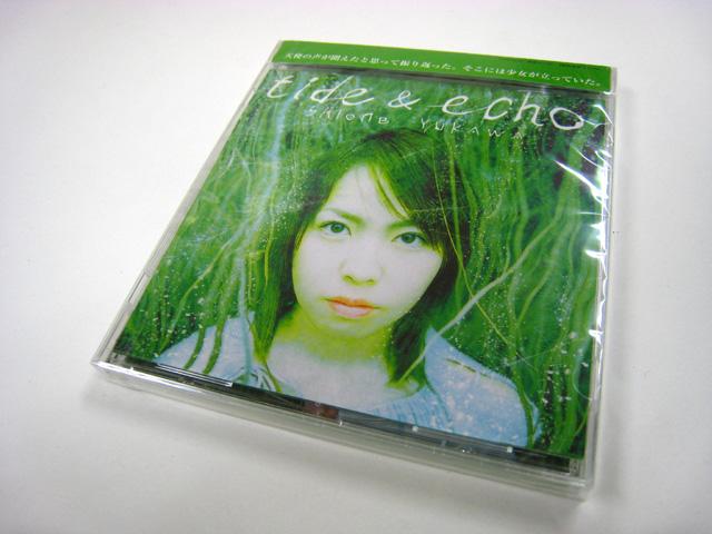 湯川潮音「tide & echo」