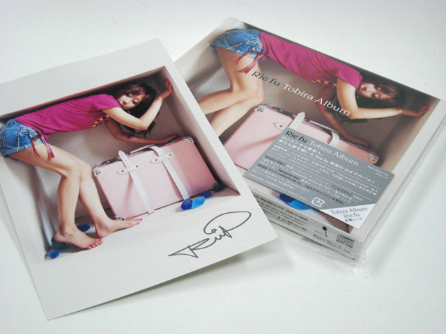 Rie fu「tobira album」