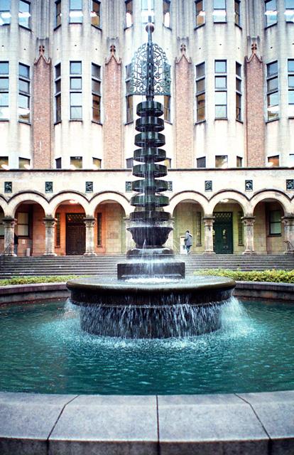 エメラルドの泉