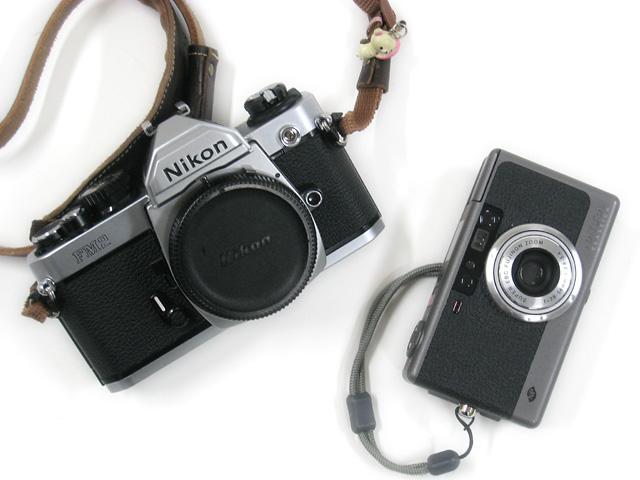 Nikon New FM2 と Natura Classica