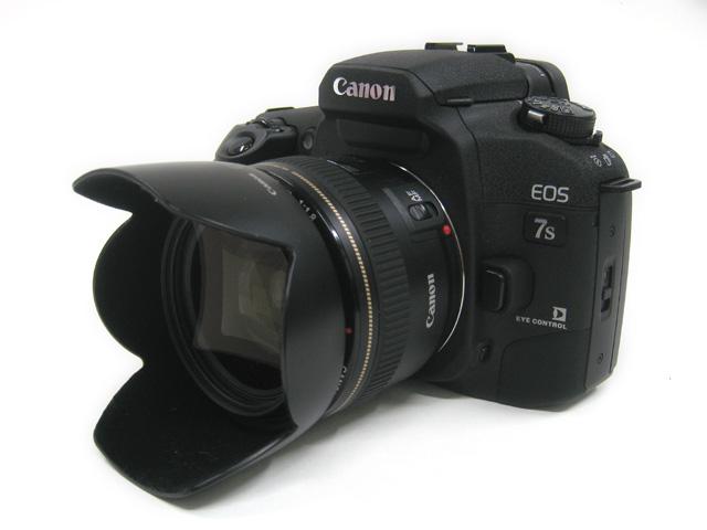 EOS 7s と EF28mm