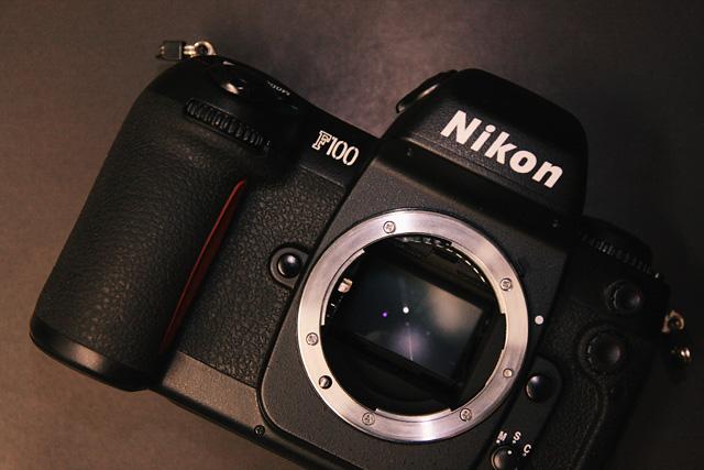 Nikon F100(1)